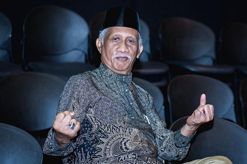 Nadiputra terus mantap dalam dunia teater