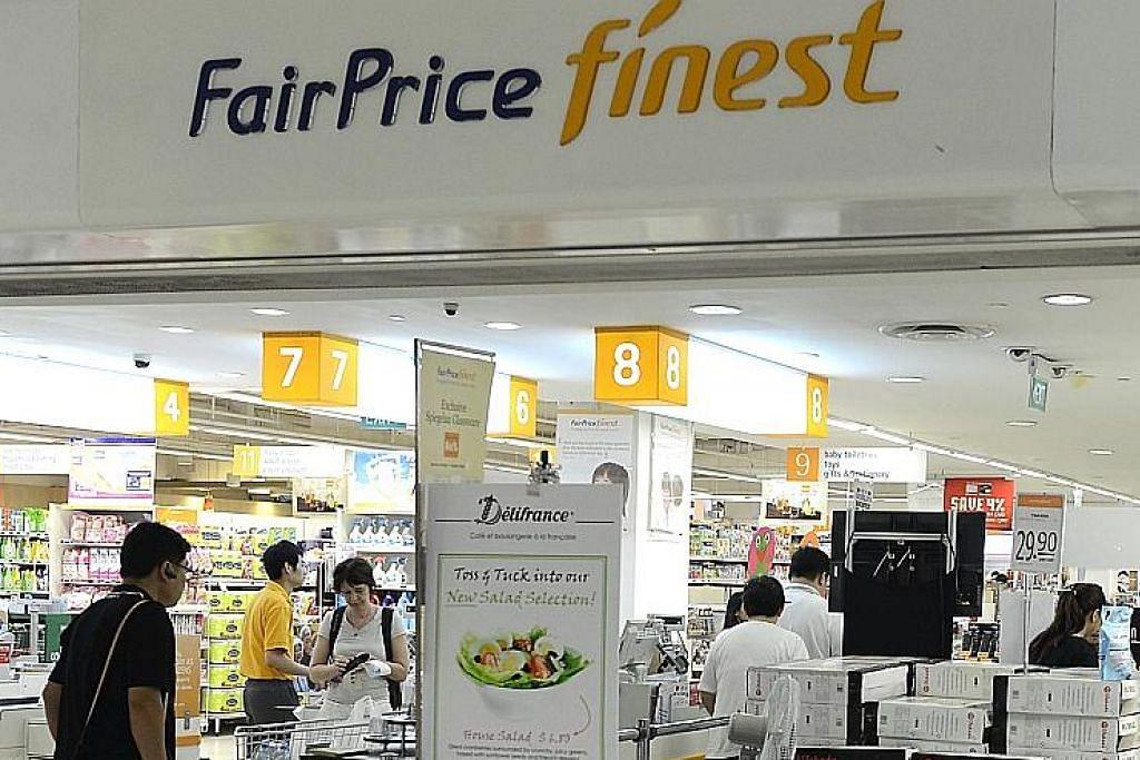 FairPrice Finest di Payar Lebar