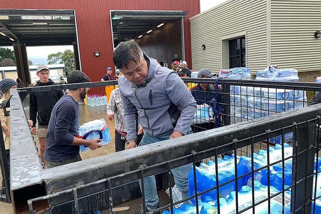 Penduduk asal S'pura di Melbourne, Sydney turut bantu