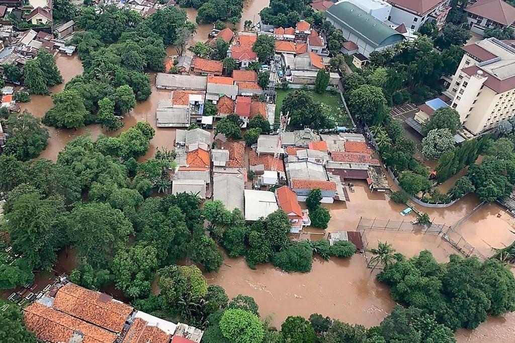 Banjir besar Jakarta beri amaran tentang kesan perubahan iklim