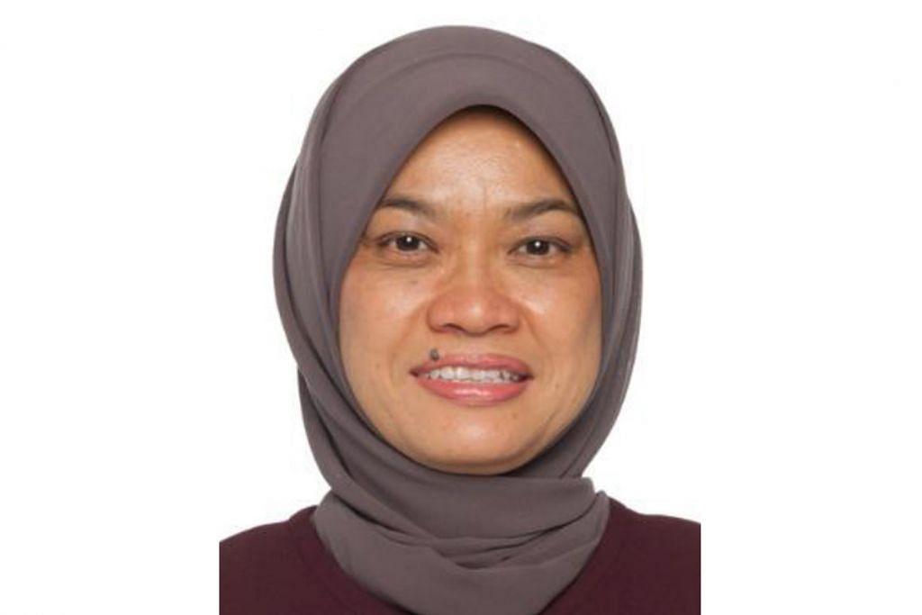CIK ZURAIDAH ABDULLAH: Bakal ambil alih jawatan daripada Cik Rahayu Buang secara rasmi pada 1 April.