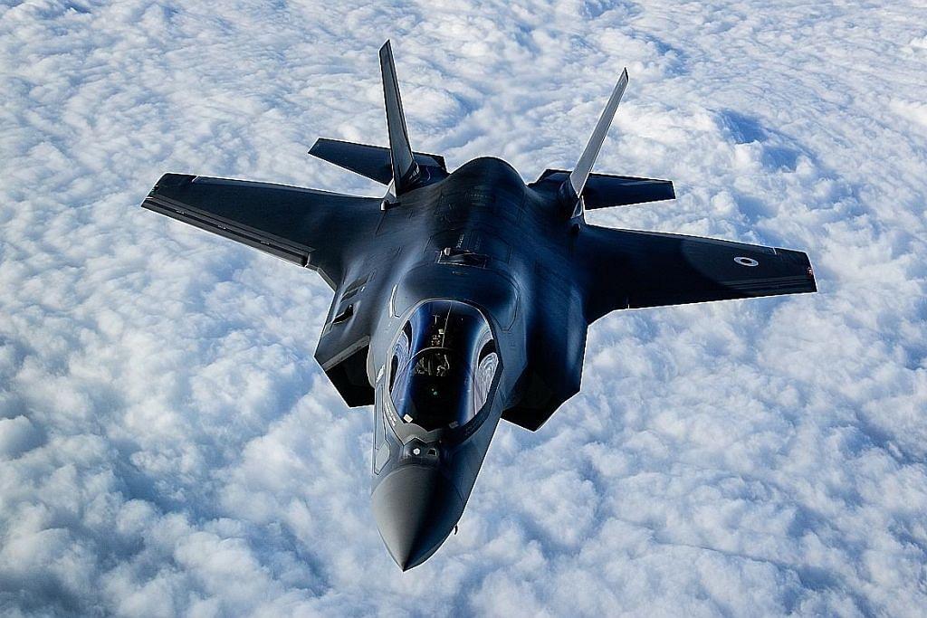 Pemerintah AS beri laluan untuk S'pura beli jet pejuang F-35B