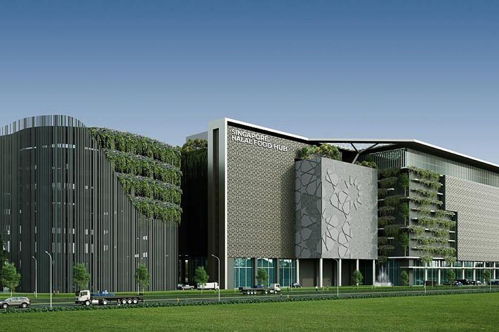 Plan bina dapur pusat halal di Hab Halal
