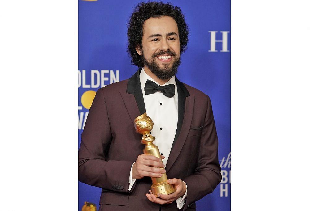 Ramy ketengah cabaran hidup Muslim di kota AS dalam drama