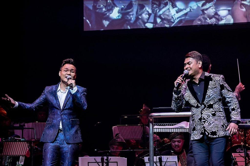 Siti: Bakat SG berpotensi lestari irama tradisional