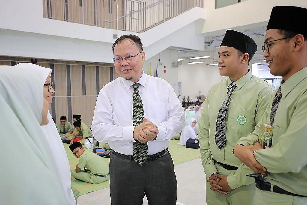 Kampus baru Madrasah Arabiah Al-Islamiah serba lengkap