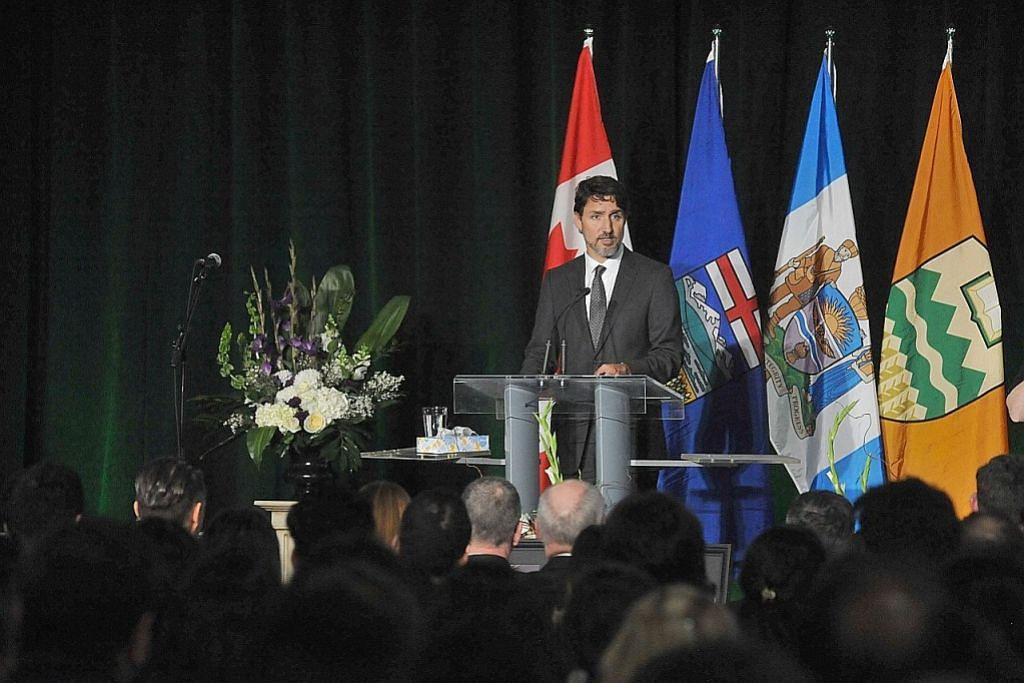 Tembakan pesawat di Iran: Trudeau janji tuntut keadilan