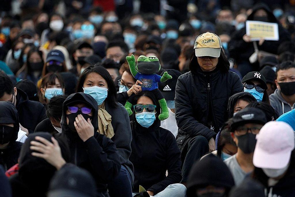 Rusuhan di HK cetus kemurungan, gangguan tekanan: Kajian