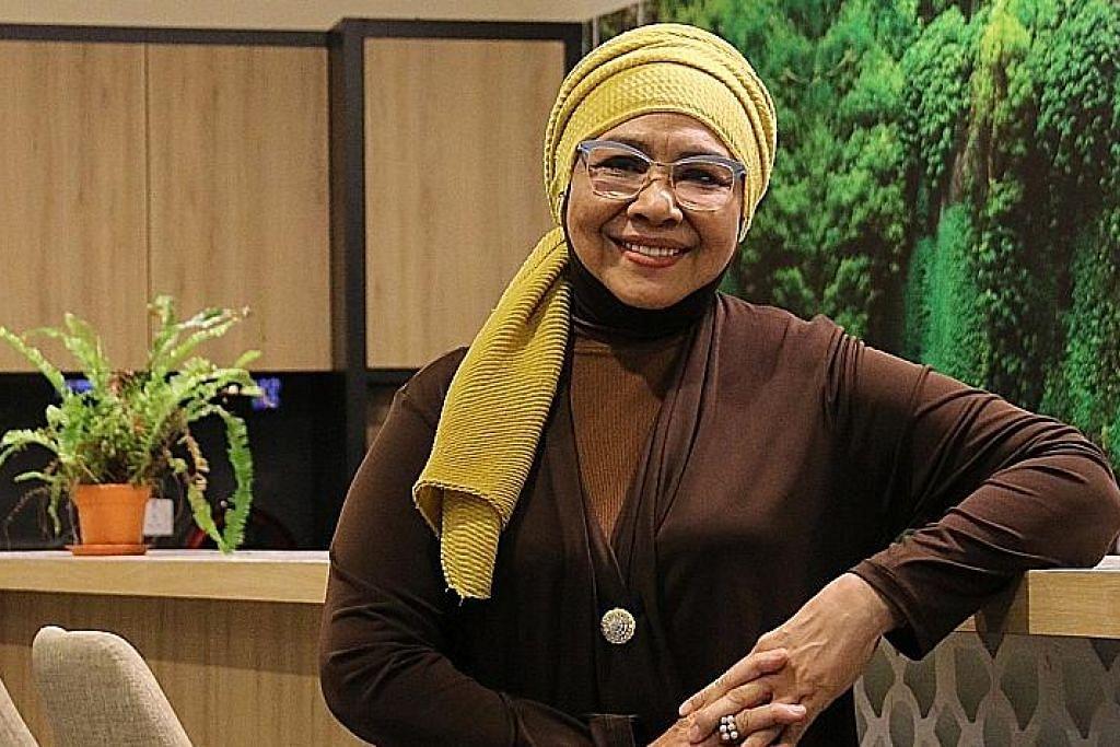 Rahimah Rahim kongsi kisah tentang peminat