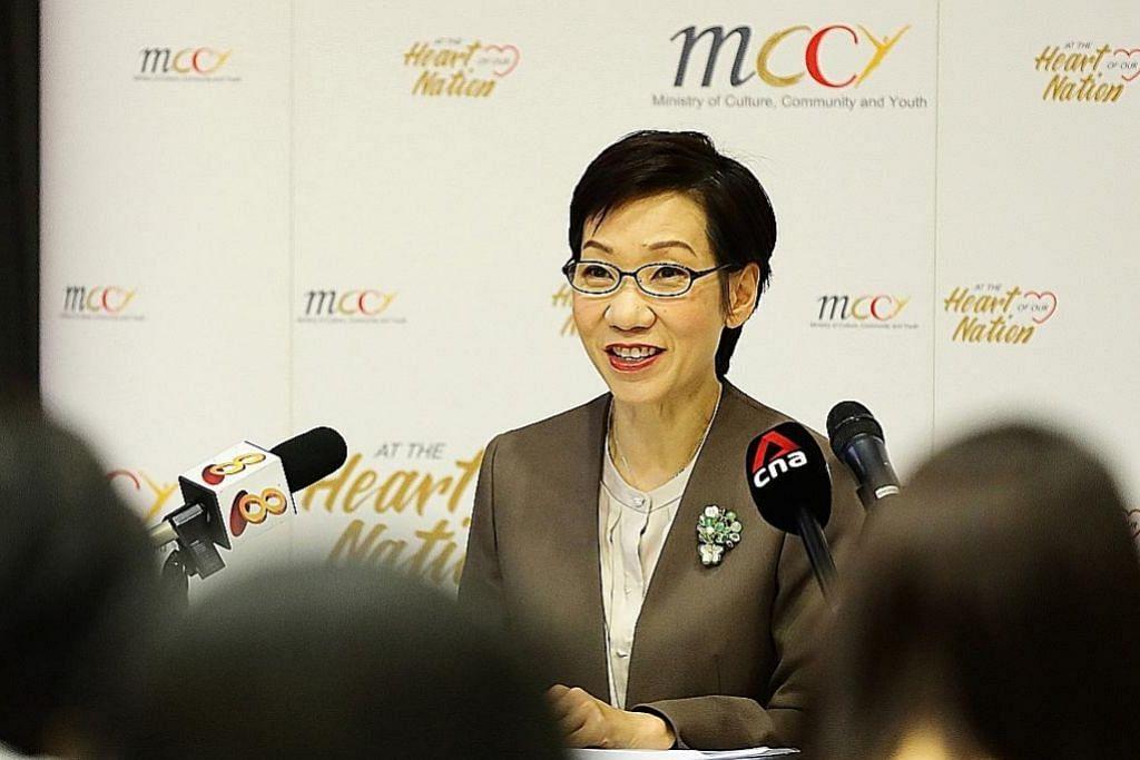 Warga SG mahu main peranan aktif dalam membangun negara