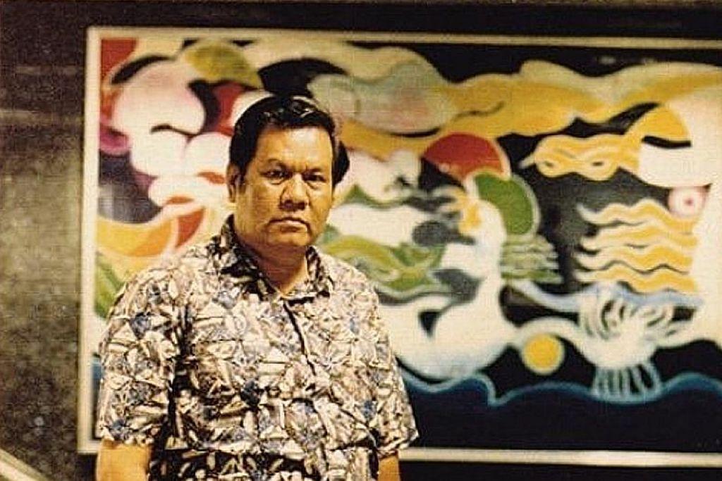Pameran menjunjung budi pelukis Jaafar Latiff