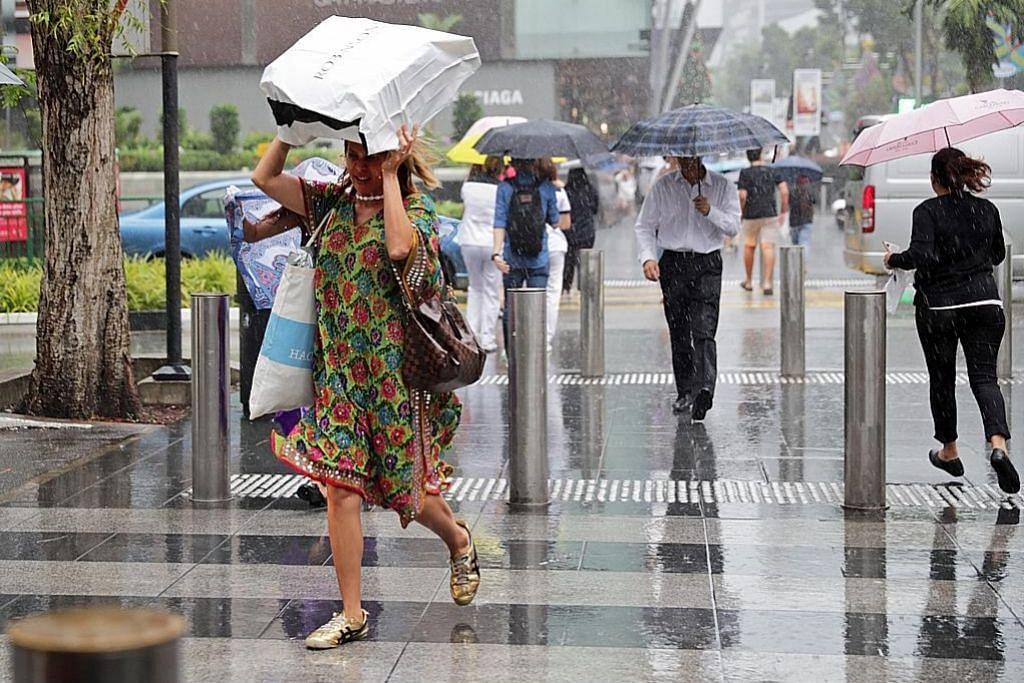 MSS: Lebih banyak hujan dalam dua minggu mendatang