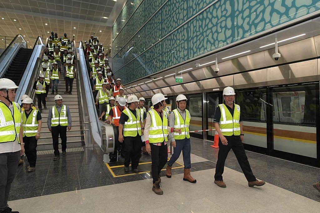 TEL: 6 lagi stesen dibuka tahun ini