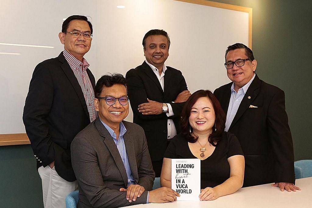 Pengalaman pemimpin industri Melayu/Islam dibukukan