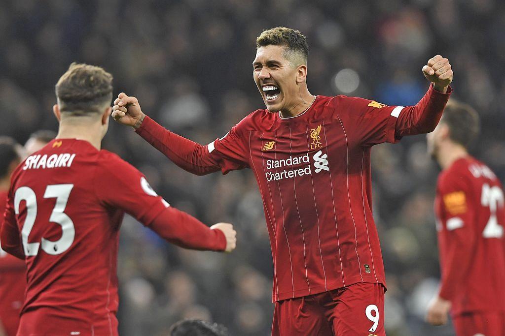 LIGA PERDANA ENGLAND Fred United bersedia Fabinho Liverpool yakin,