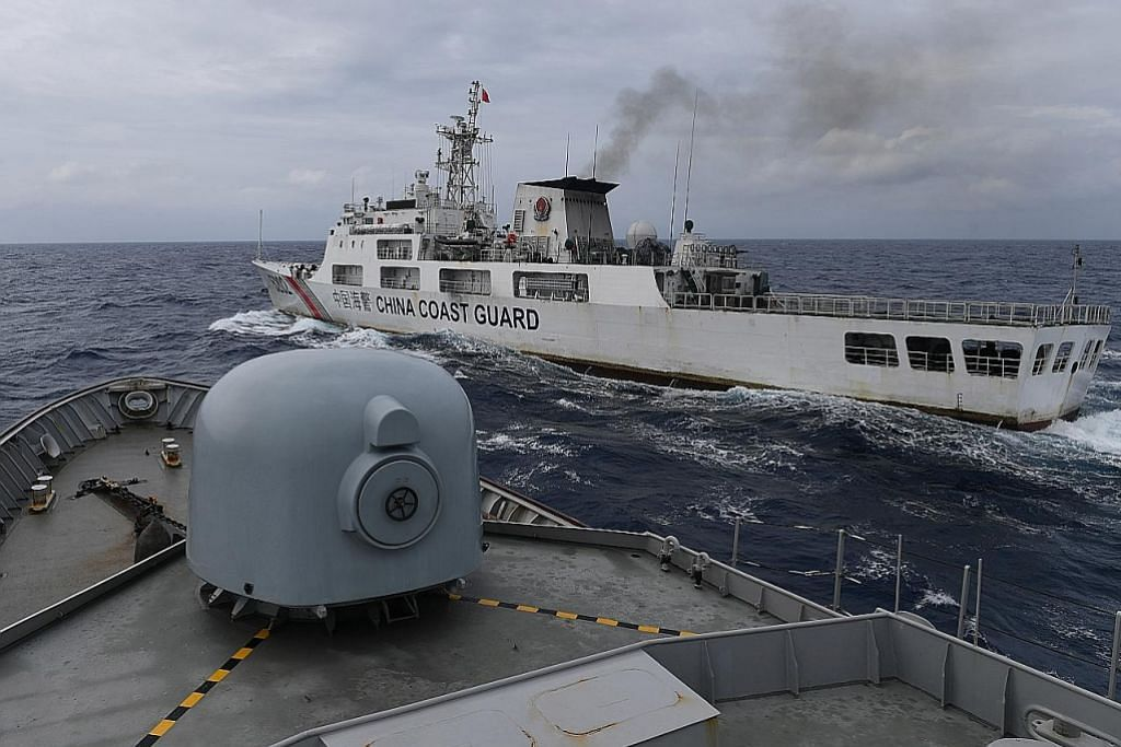 Pertikaian Indonesia-China di Natuna berakhir, semua pihak lega