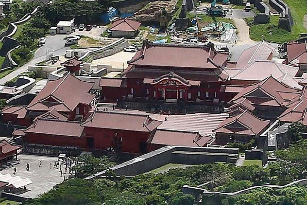 KEMBARA Okinawa: Indah, penuh sejarah dan budaya