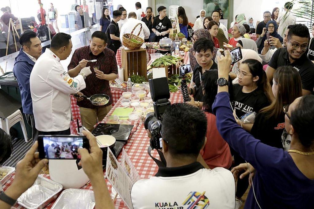 Fiesta gembleng tenaga pelbagai pihak bagi galak hidup sihat