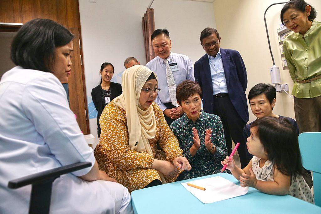 Hab penjagaan sepadu ibu, kanak-kanak di Punggol