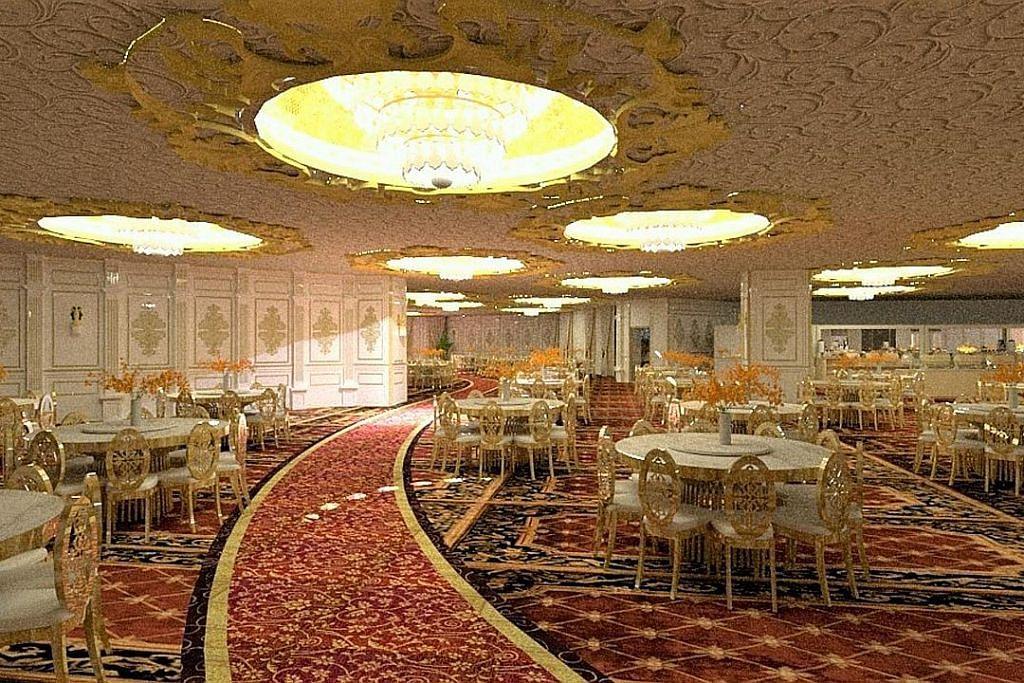 Syah Ibrahim bina 'Istana' gah bagi penuhi cita rasa mempelai muda