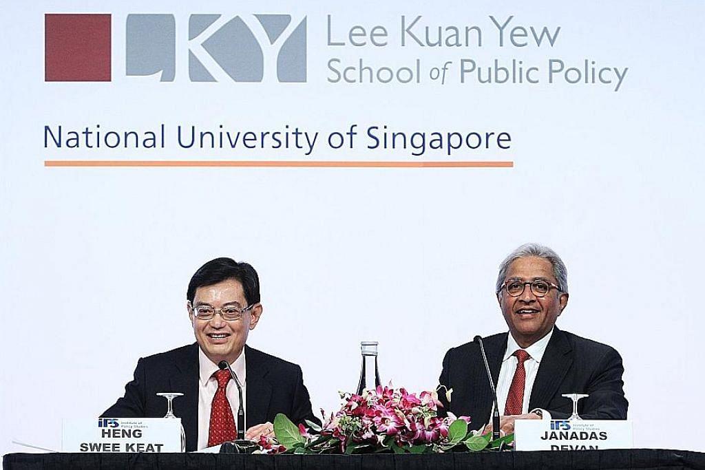'Singapura Bersama' landasan baru
