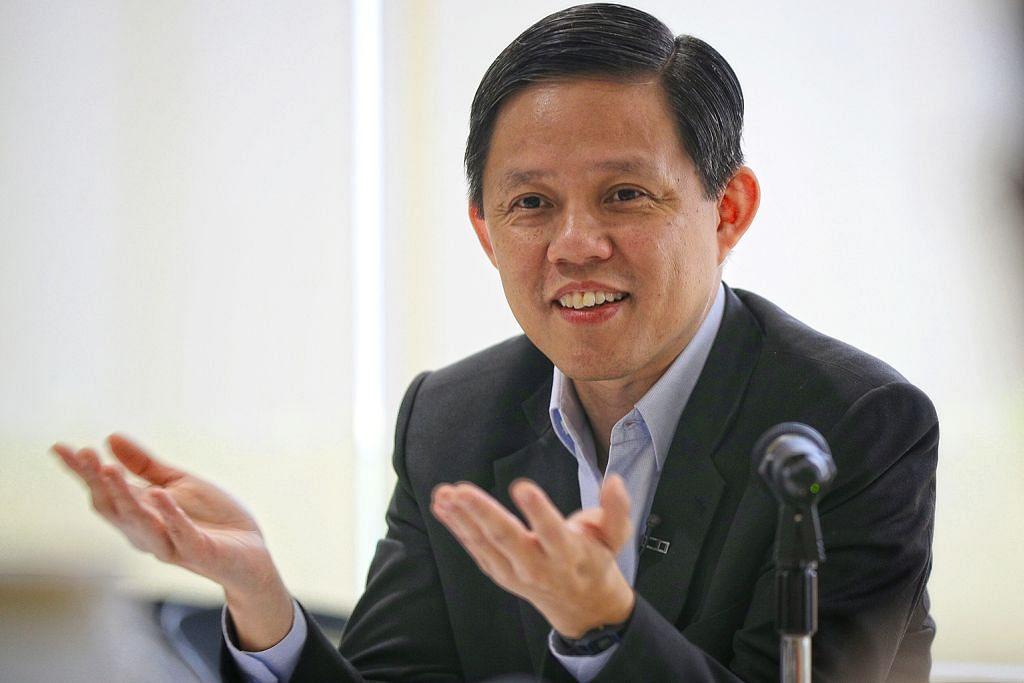 Chun Sing: S'pura boleh bertakat jika rakyat pegang pada nilai sama, kekal bersatu