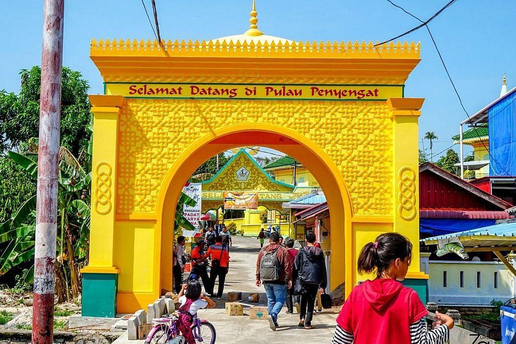 KEMBARA Jejak susur galur keluarga di Pulau Penyengat