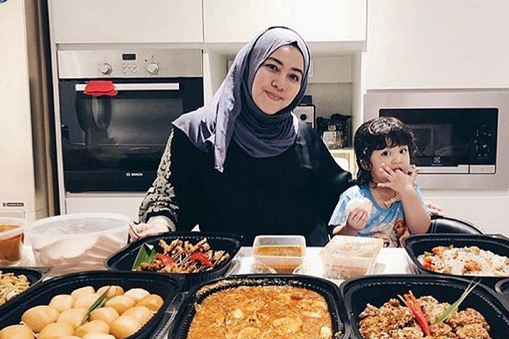 Malaque kini giat kongsi masak sajian enak di Instagram