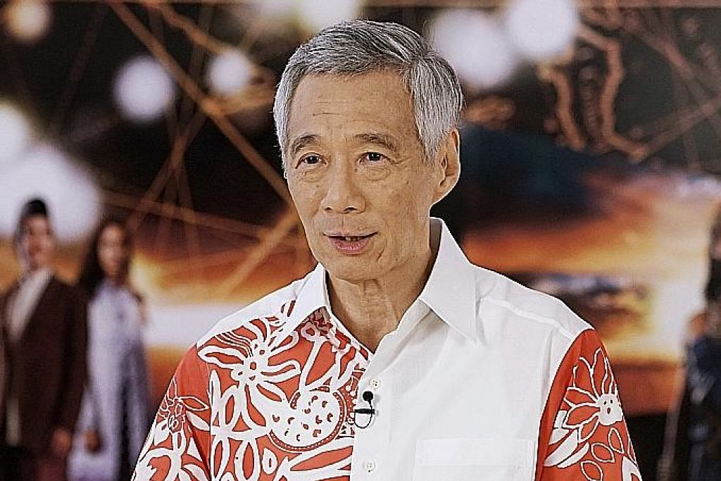 PM LEE: TERUS WASPADA DAN AMBIL LANGKAH BERJAGA-JAGA Kes virus Wuhan keempat disahkan di S'pura