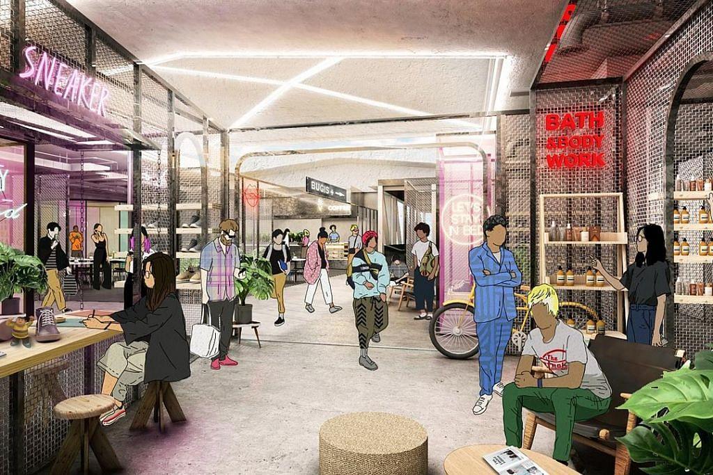 CapitaLand uruskan Bugis Village dan Bugis Street, rancang konsep runcit baru