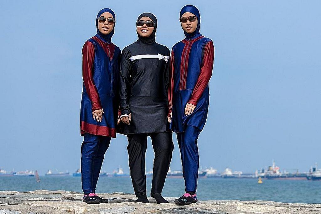 Fesyen burkini lebih luas, penuhi keperluan fungsi dan gaya