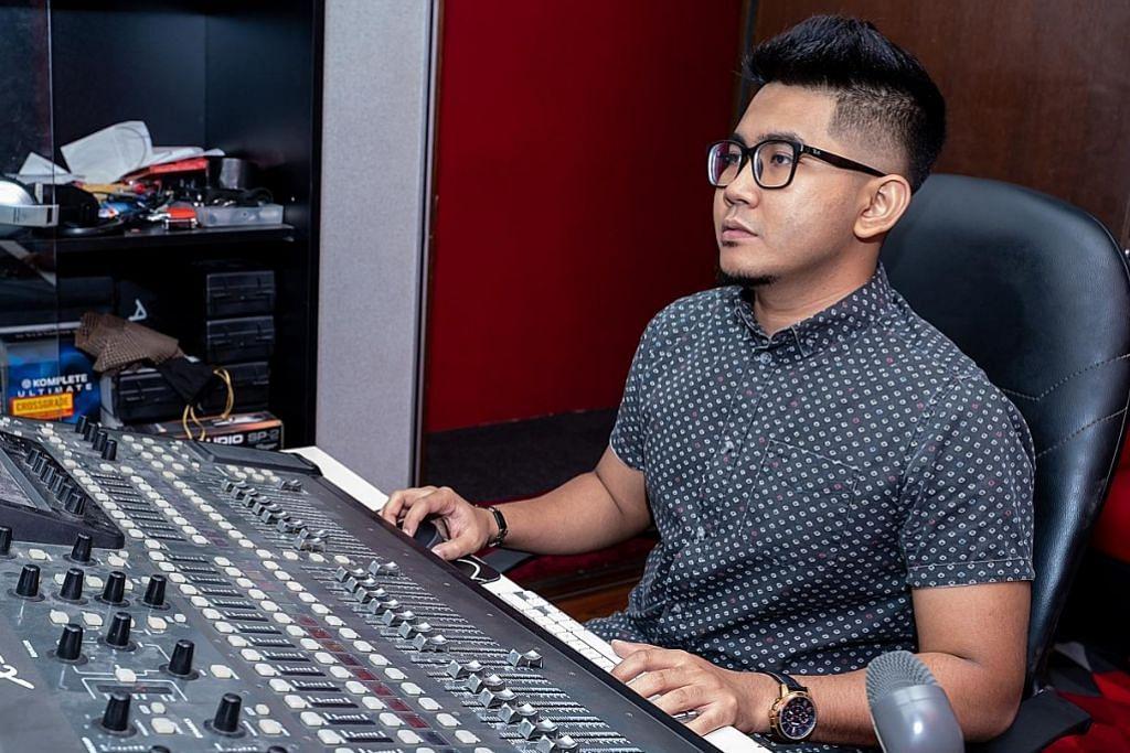 Bakat SG bangun studio di seberang sebagai hab 'jamming' siswa