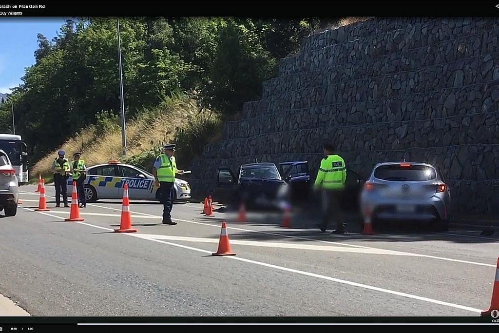 Warga S'pura mengaku salah pandu secara cuai dalam kemalangan NZ