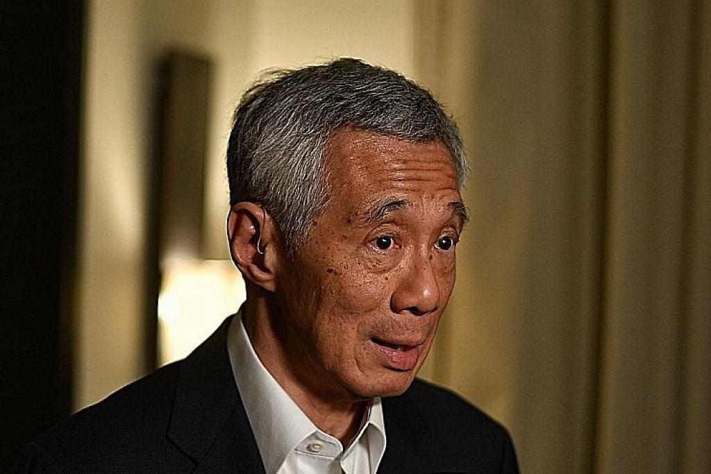 PM Lee: Keadaan dipantau secara dekat, langkah tambahan diambil jika perlu