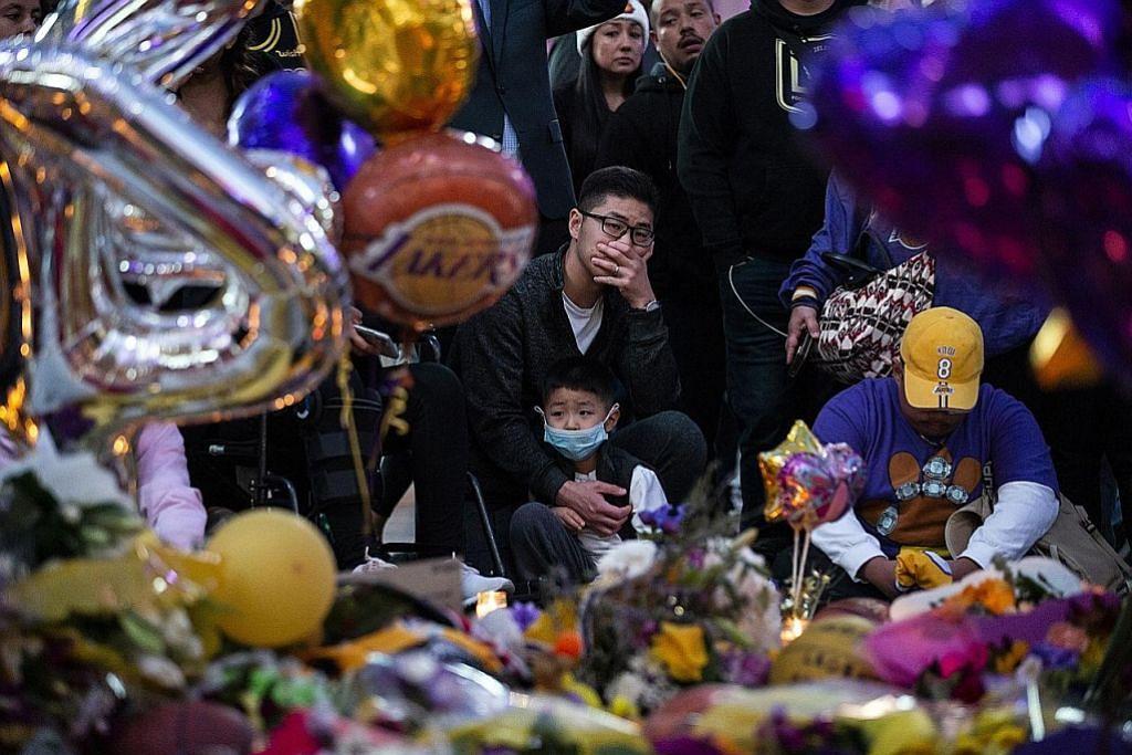 Semua 9 mayat korban nahas helikopter Kobe Bryant ditemui