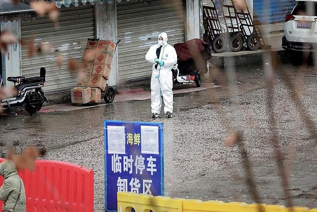 Koronavirus Wuhan jadi keprihatinan dunia