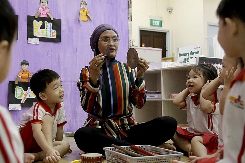 Ibu dua anak bina semula keyakinan kembali jadi guru tajaka