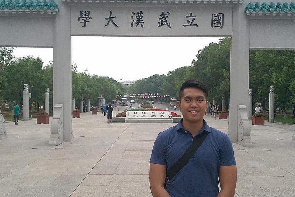 Pelajar perubatan dapat pulang ke S'pura dari Wuhan