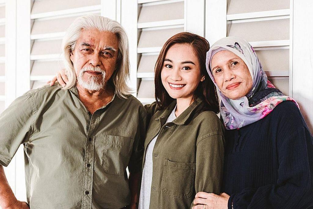 BUAL LEGENDA Wan Hanafi selesa di SG, bagai rumah kedua