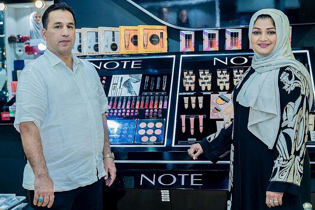 Pastikan produk kosmetik tidak cemarkan persekitaran