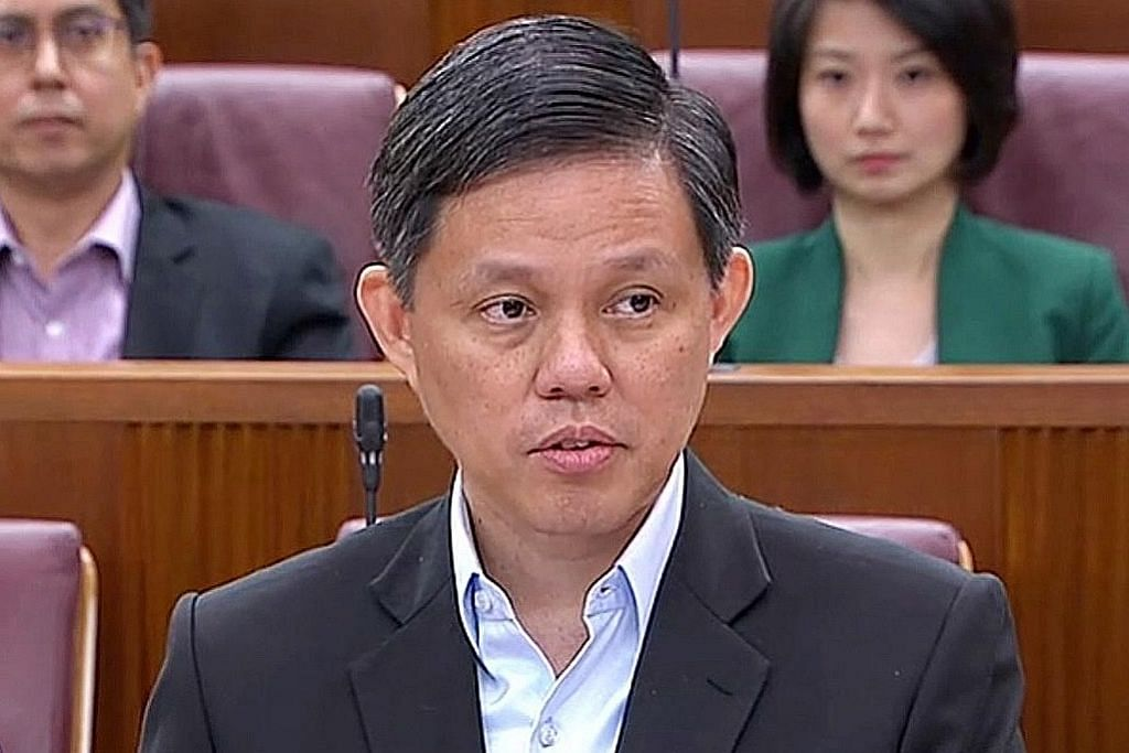 S'pura perlu ada keseimbangan tenaga kerja setempat, bakat asing bagi pertumbuhan ekon: Chun Sing