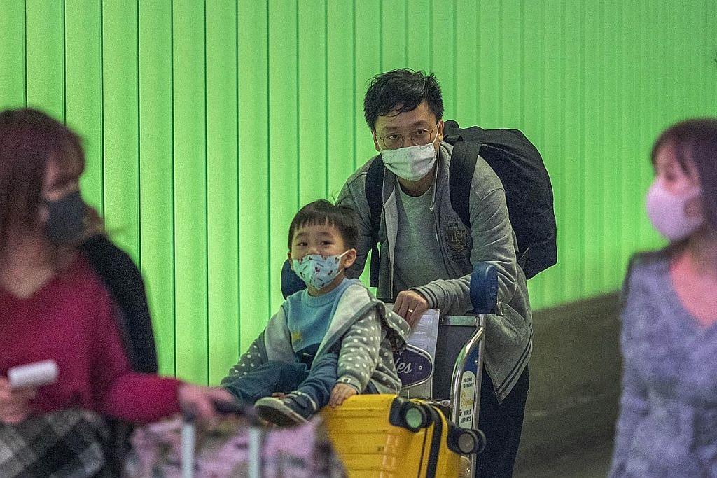 China setuju benarkan pakar kesihatan AS bantu tangani virus