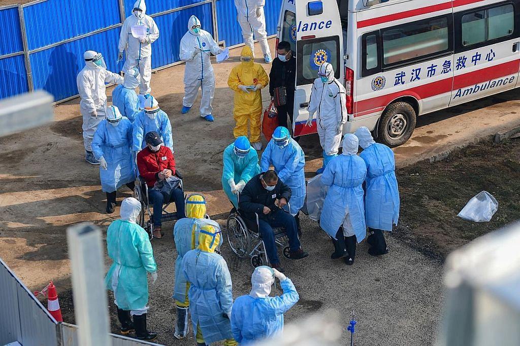 Lebih 420 kini maut di China