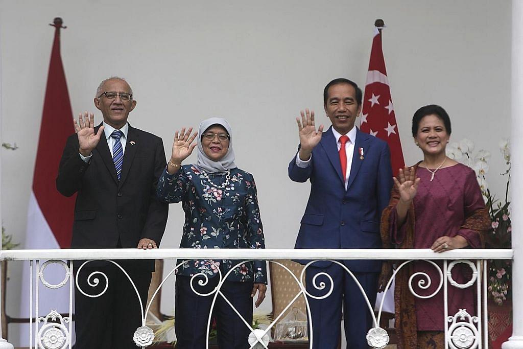 MOU S'pura-Indonesia perkukuh kerjasama ekon