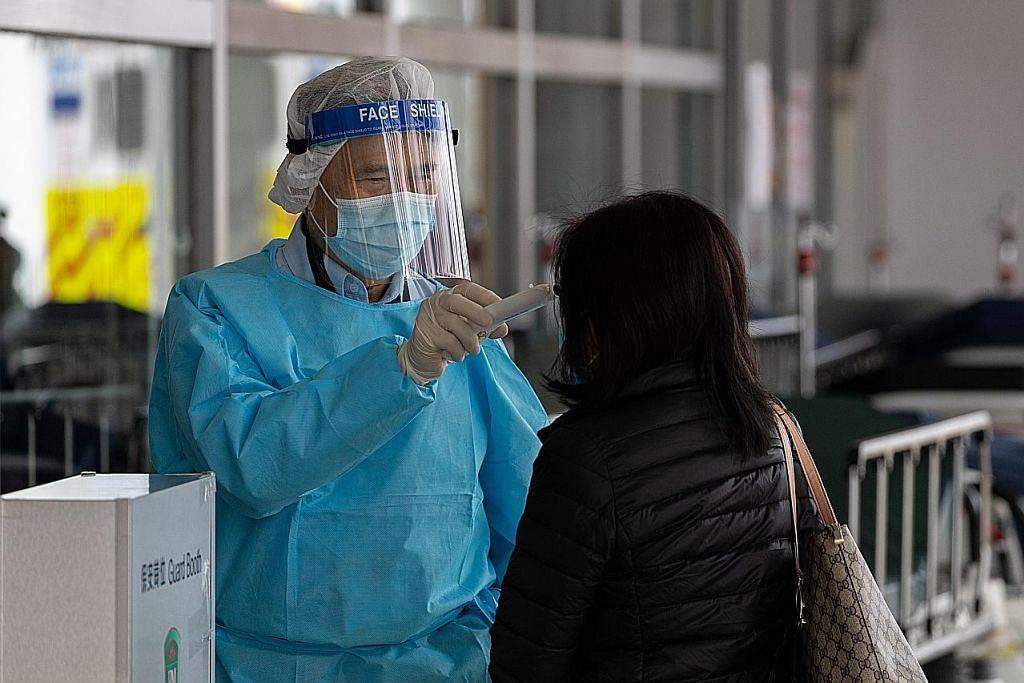 Kematian pertama di Hong Kong akibat virus