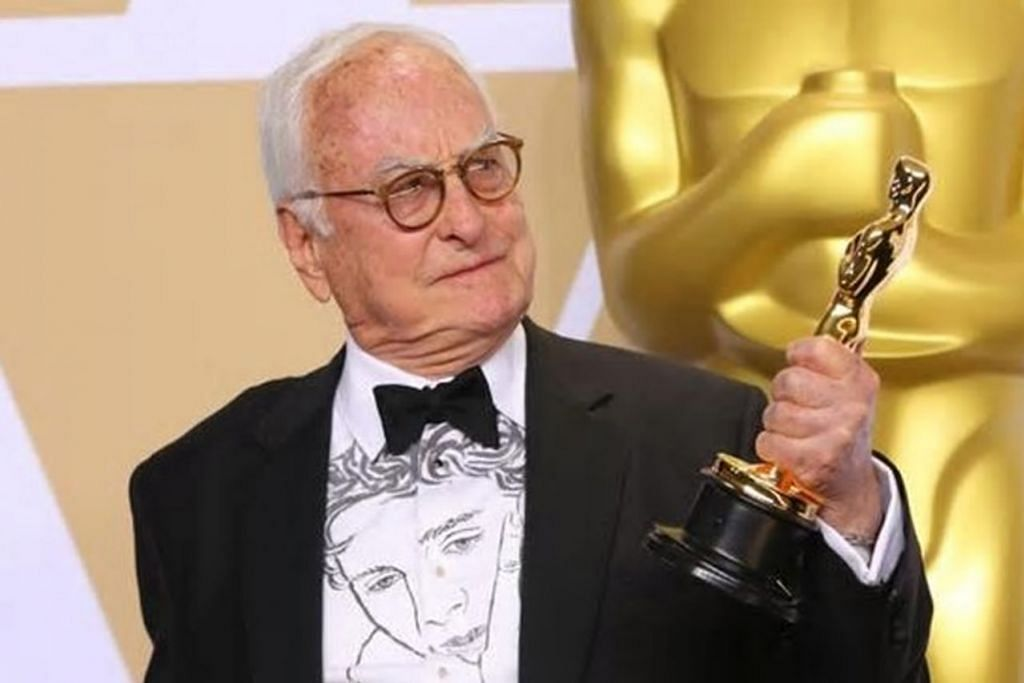 James Ivory, 89 tahun. – Foto OSCAR MEMORIES