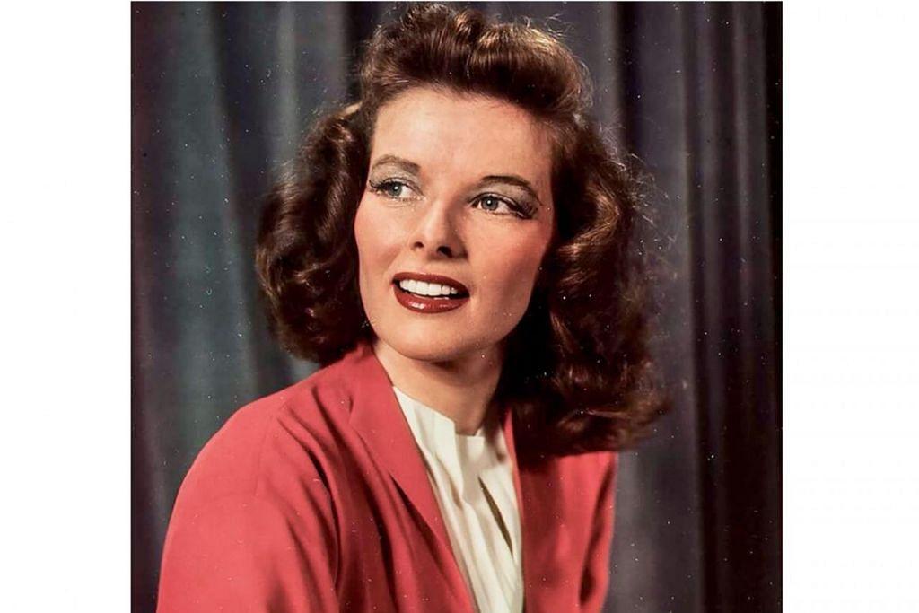 Katharine Hepburn. – Foto OSCAR MEMORIES