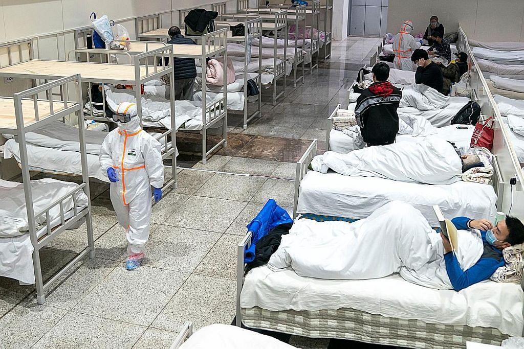 Korban di China lebihi 560 orang