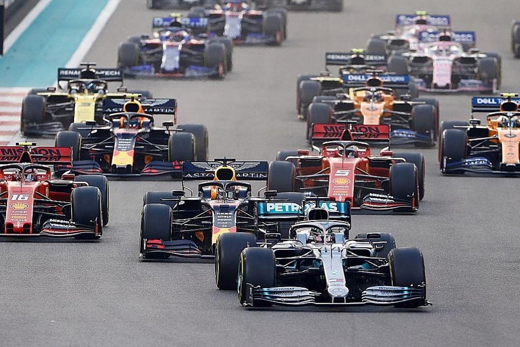 Tanda tanya penganjuran lumba kereta F1 Shanghai