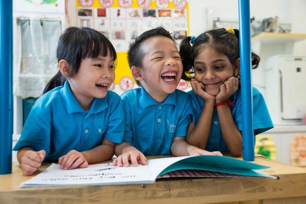 Rumah terbuka MOE Kindergarten yang sepatutnya berlangsung pada 8 Februari 2020, telah ditunda. FOTO: MOE